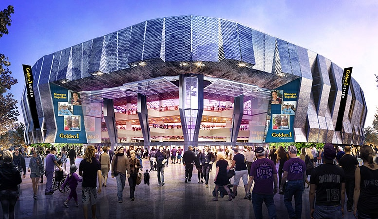 introducing golden 1 center  golden 1 credit union and
