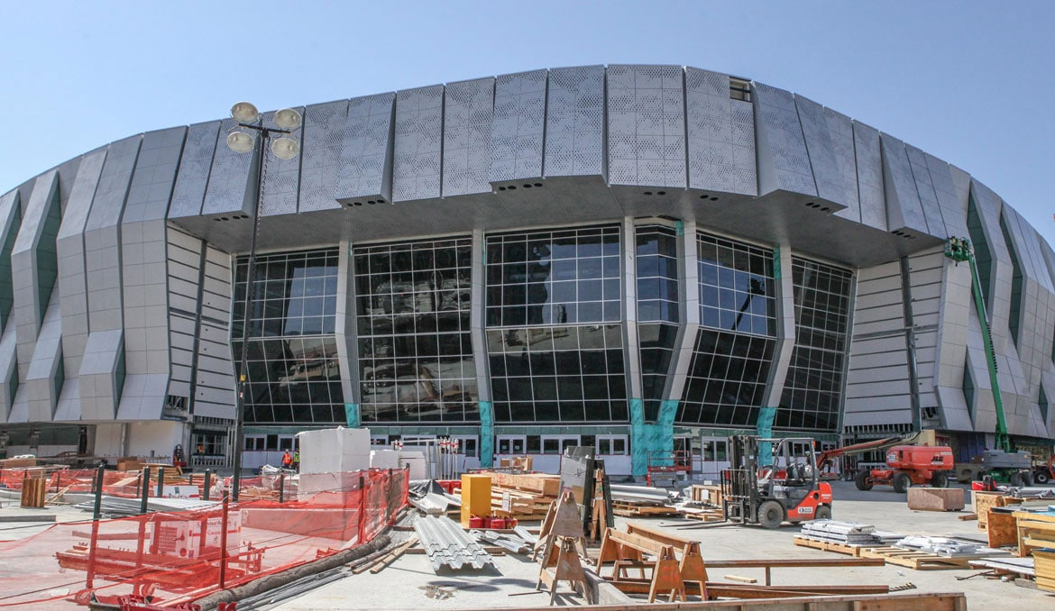 Kings and Legends Announce New Youth Jobs Program for Golden 1 Center