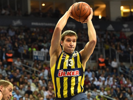 Bogdanovic Named Amongst EuroLeague's Top Players of the Decade
