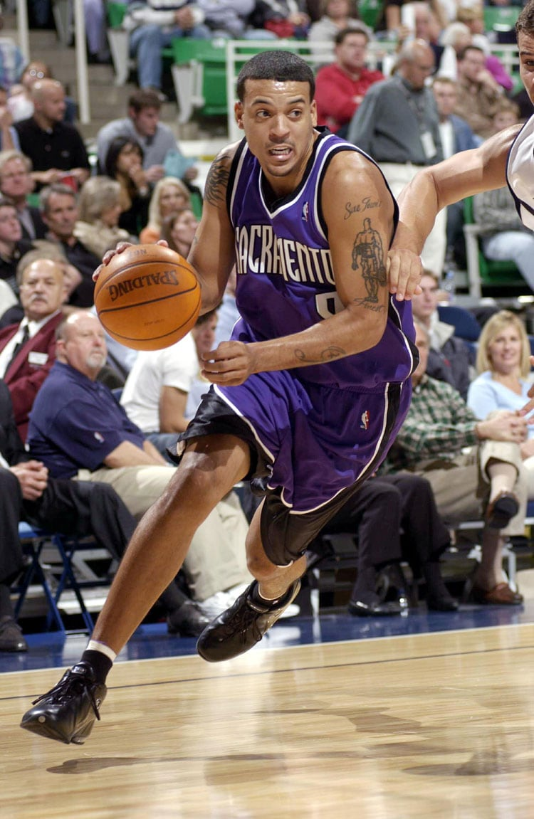Matt Barnes Kings 2004