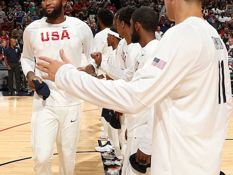 USA vs Nigeria Olympic Exhibition Preview