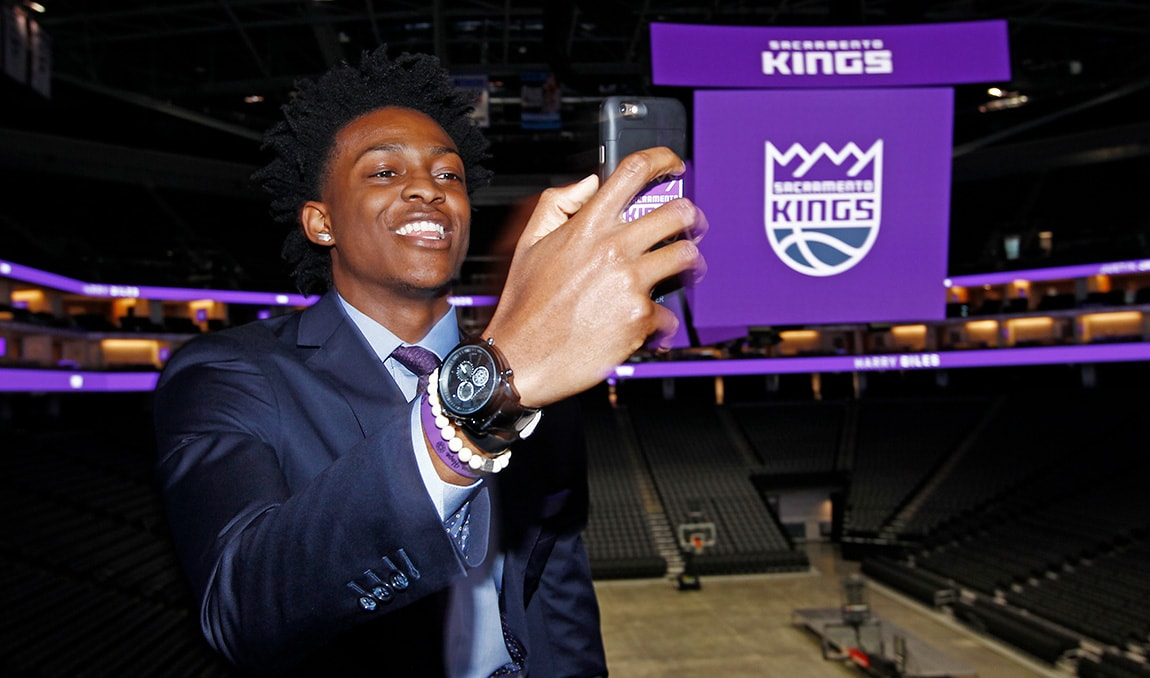 Kings Draft History By The Numbers