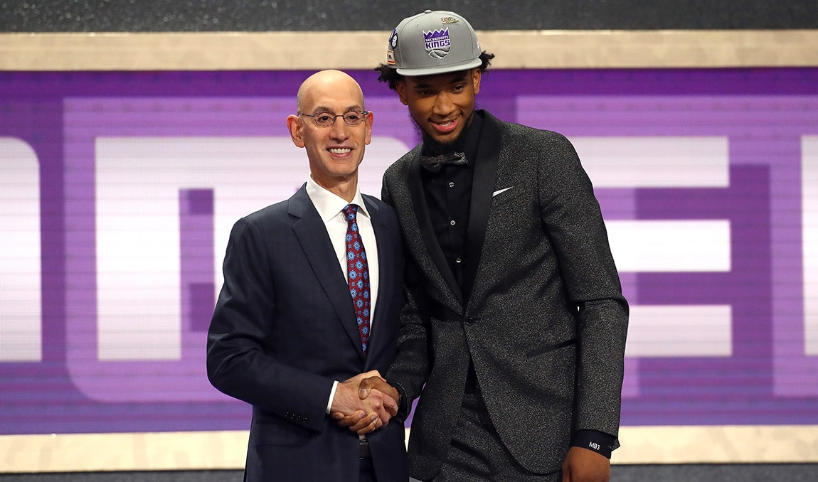 Marvin Bagley IIIs Journey Reaches Sactown