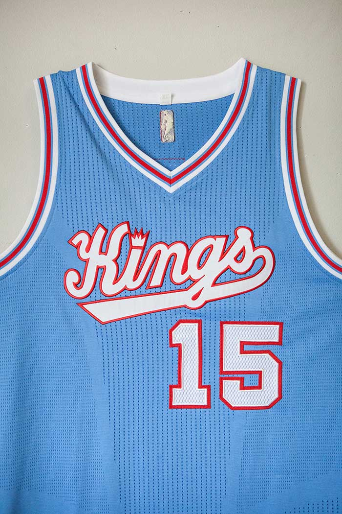 the best attitude 5ce4d 73694 baby blue sacramento kings jersey