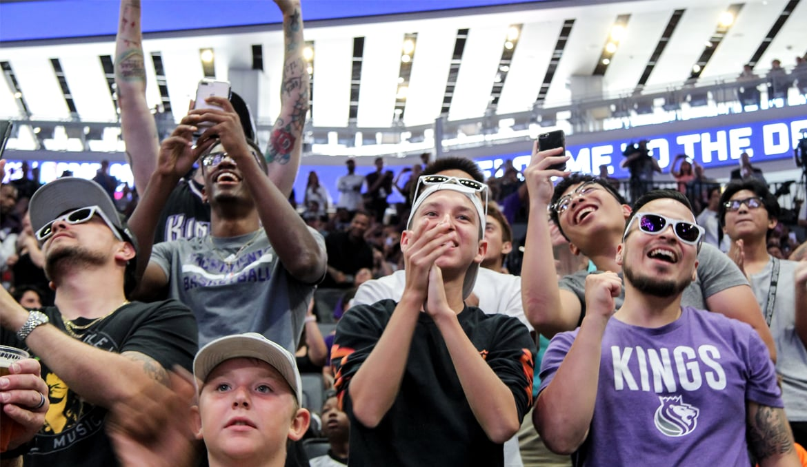 Internet Reacts: Kings Draft 2018