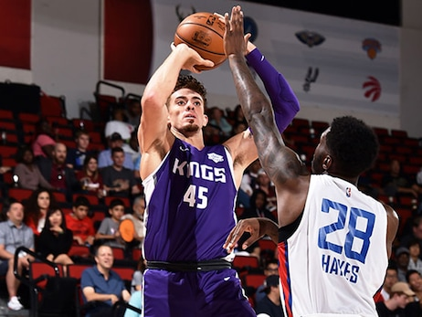 Auburn Native, Isaiah Pineiro, Reflects on First Summer League Experience
