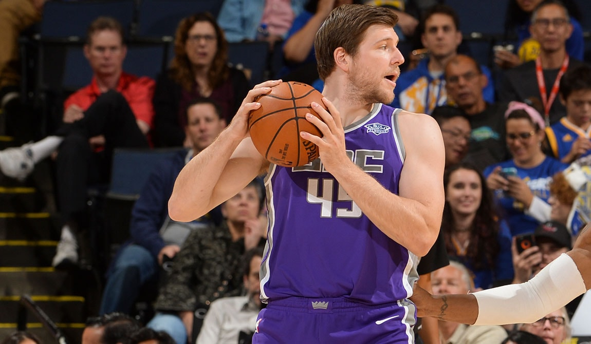 Quiz: How well do you know Jack Cooley? | Sacramento Kings