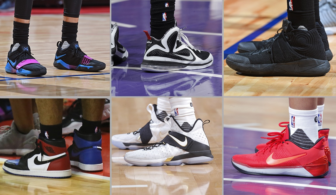 Quiz: Who's kicks are these?
