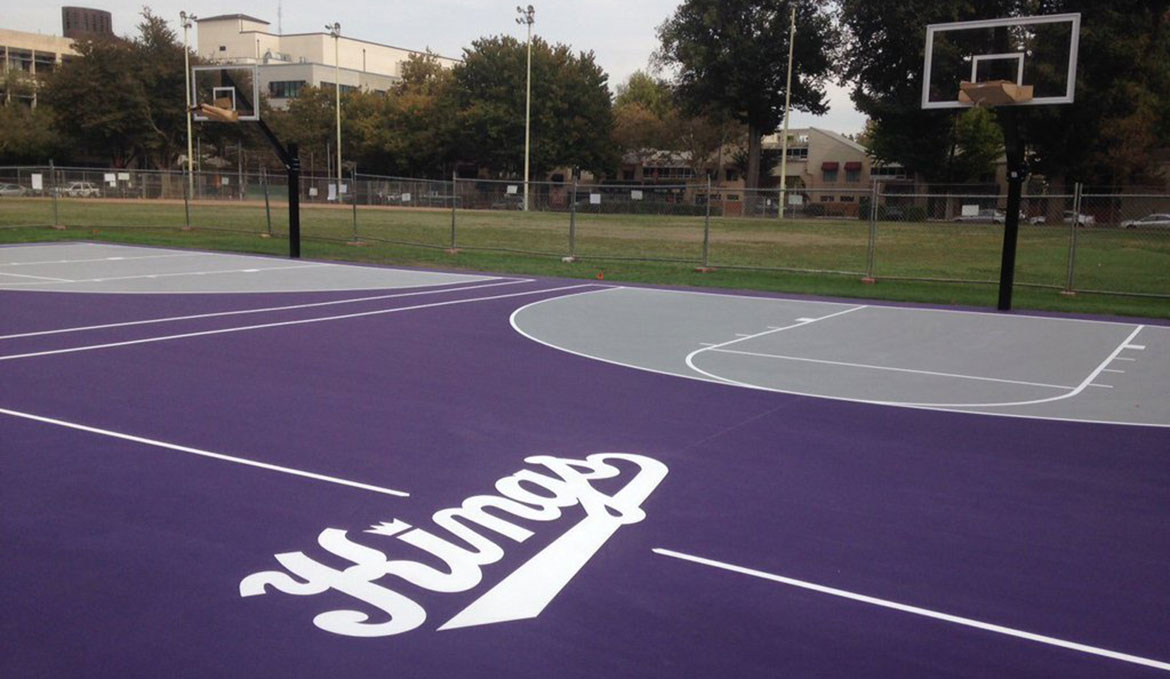 Want a Kings makeover for your local court? | Sacramento Kings