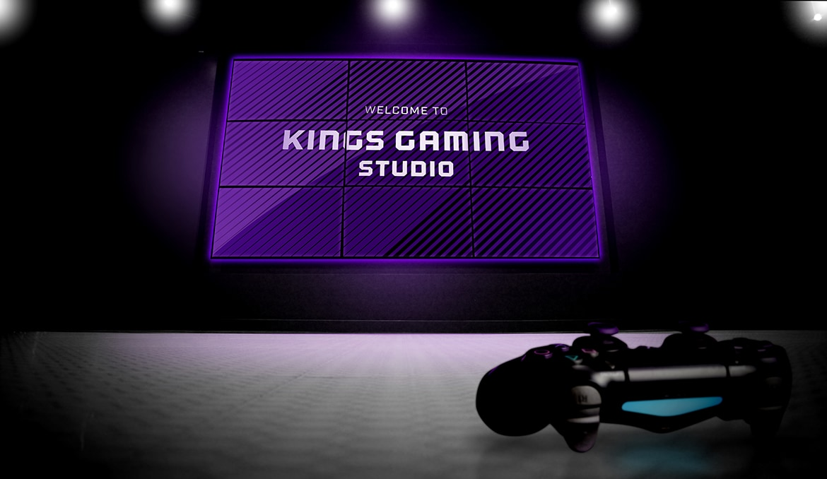 Kings Unveil Worlds First Dedicated Esports Training Facility and Content Studio Inside Pro Sports Venue