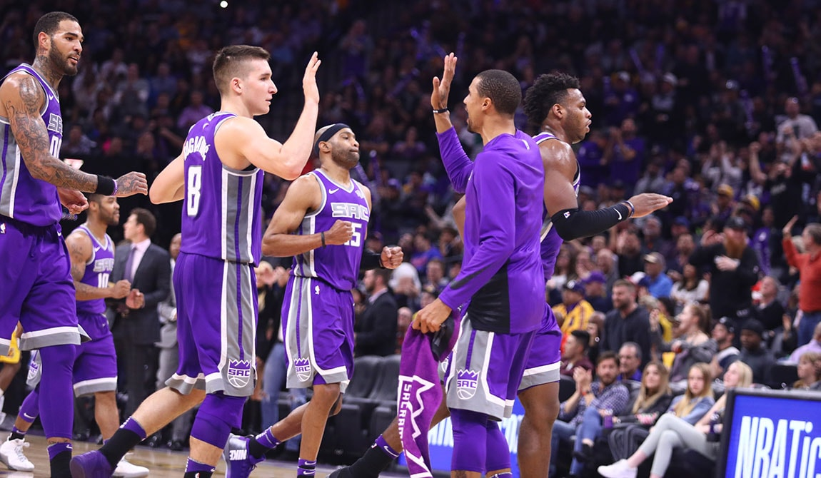 Kings Play Most Complete Game of Season