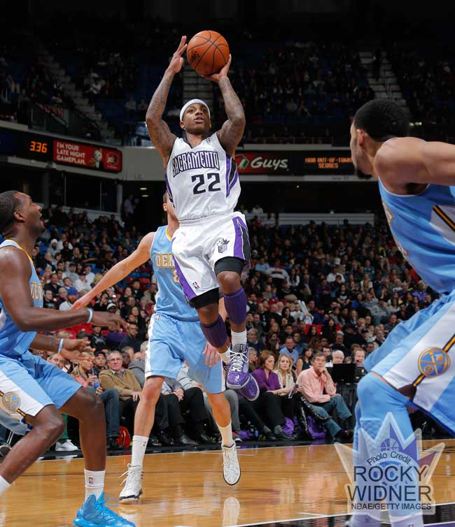 Kings Vs Nuggets: Game 23