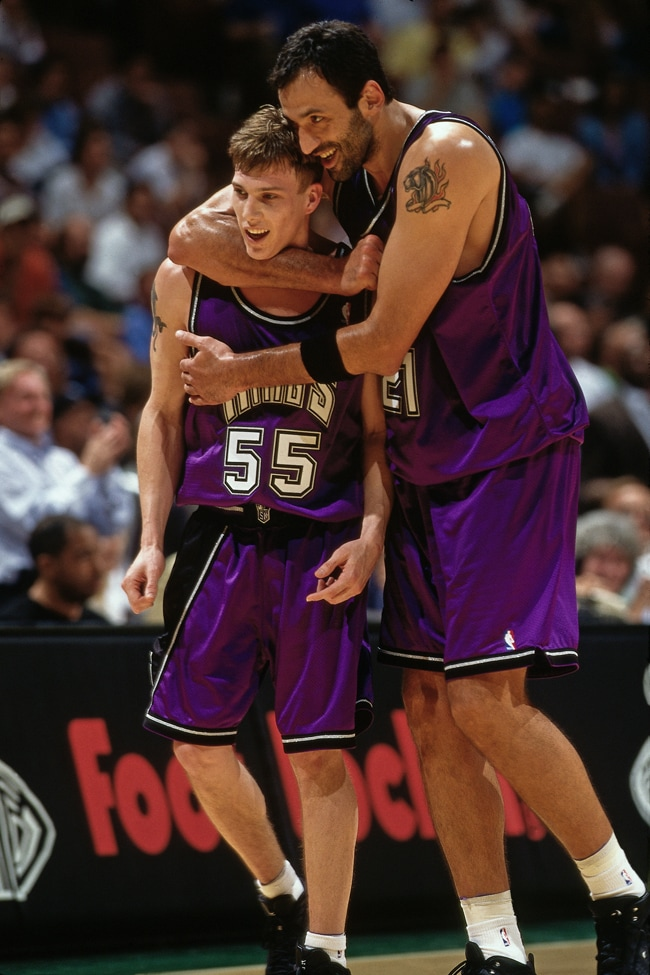 Uber With Kids >> Kings Classics: Jason Williams | Sacramento Kings