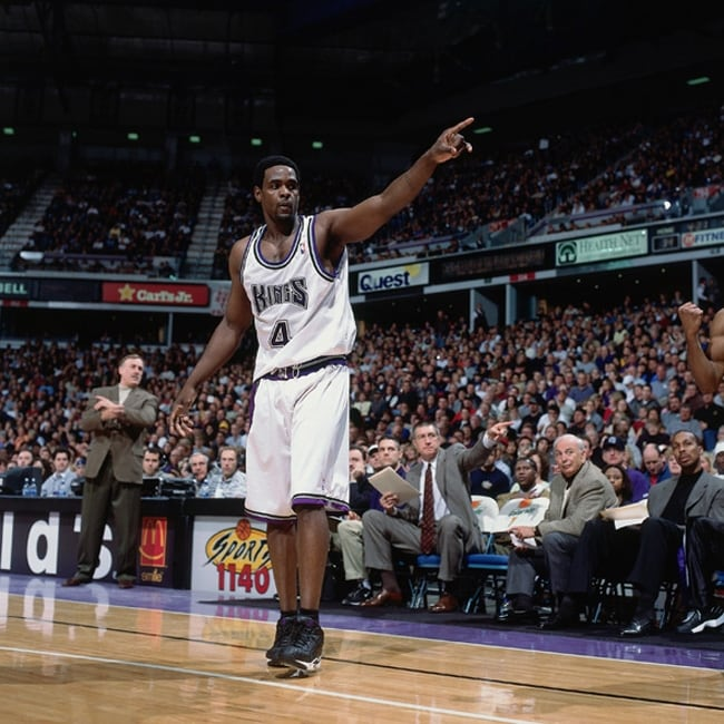 This Date in Kings History: Kings Acquire Webber | Sacramento Kings