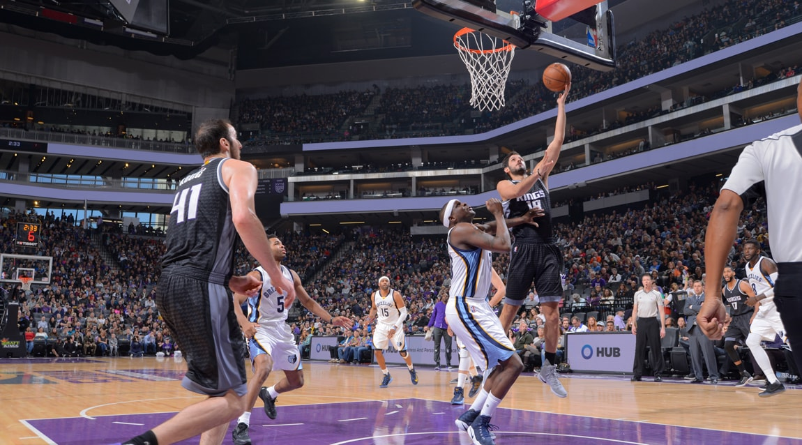 Kings Unable to Counter Grizzlies Second-Half Surge   Sacramento Kings