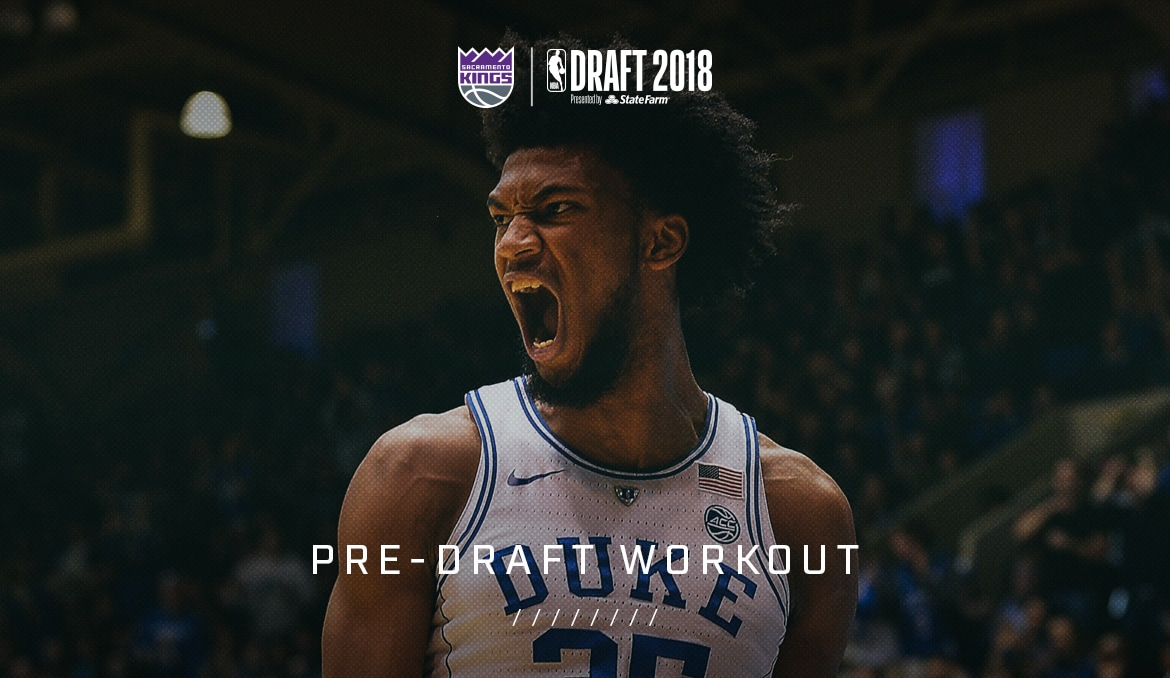 Prospect Announced for Seventh Pre-Draft Workout