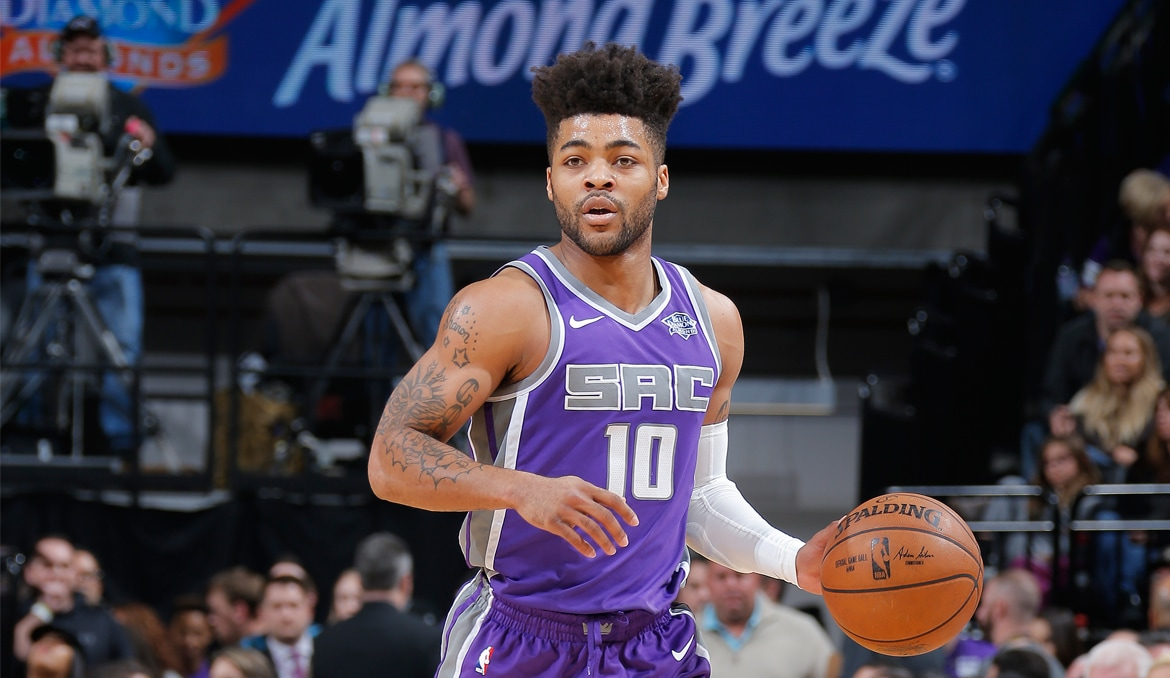 Frank Mason III Injury Update | Sacramento Kings