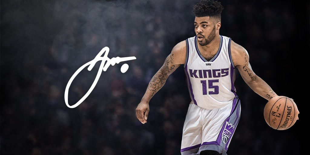 Kings Sign Frank Mason III | Sacramento Kings