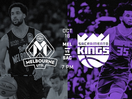 LIVE: Kings vs Melbourne United | Preseason 10.16.19