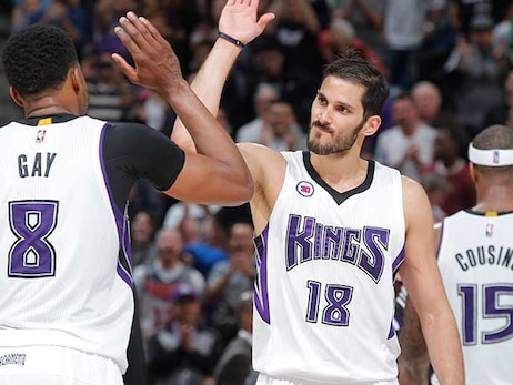 Casspi: 'Our Time to Shine'
