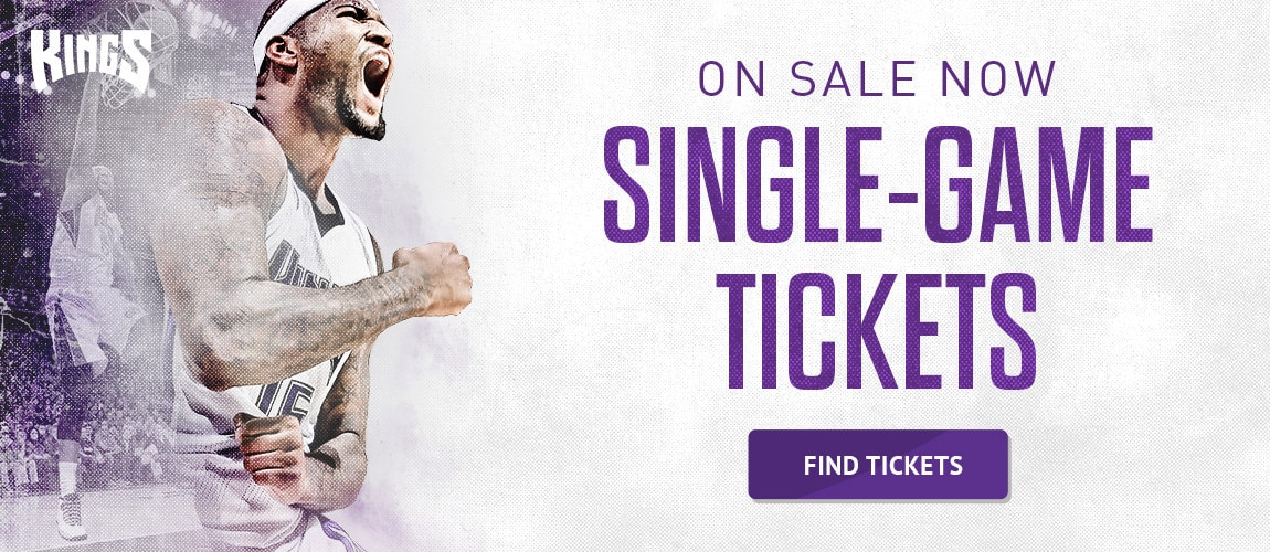 Single-Game Tickets On Sale