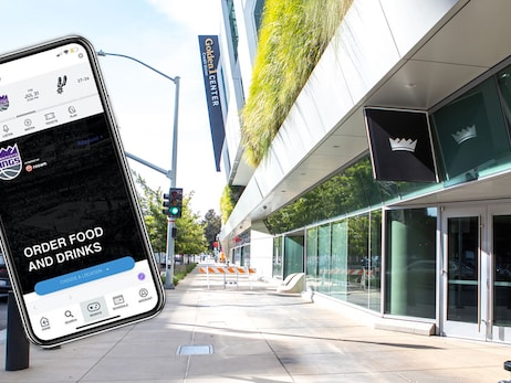 Sacramento Kings and Golden 1 Center Launch First NBA Curbside Pickup Menu Program Featuring Contactless Payment Powered by Rooam