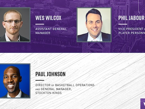 Kings Add 3 Executives to the McNair-Led Front Office