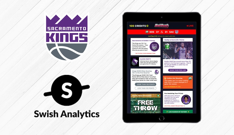 Sacramento Kings and Swish Analytics to Demo NBA's First In