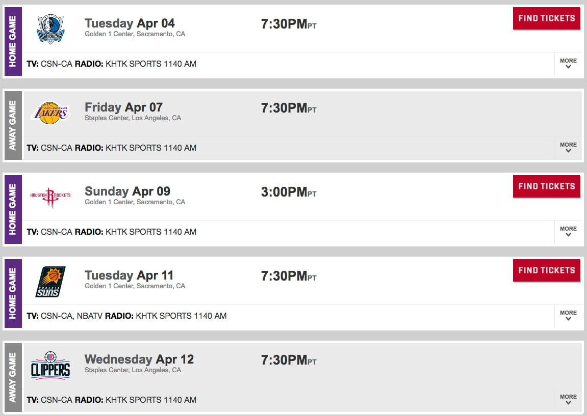 image regarding Printable Xfinity Channel Guide referred to as Sacramento Kings Plan