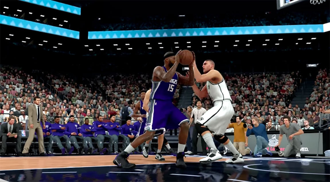 Boogie Earns Top Five Rank in 2K | Sacramento Kings