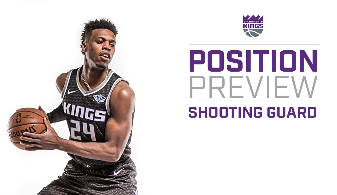 Kings Positional Preview: Shooting Guard | Sacramento Kings