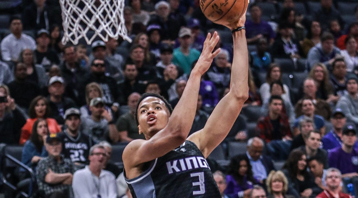 Kings Stung by Hornets