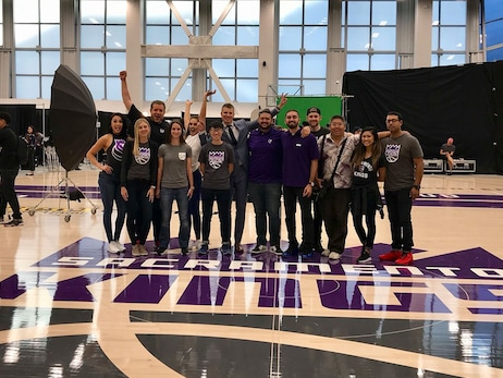 Social Recap: 2017 #KingsMediaDay