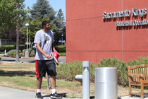 Gallery: Sim Bhullar Signs with the Kings