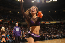 Gameday: Kings Dance Team