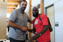 Gallery: Acy, Curry & Dukan Sign Contracts