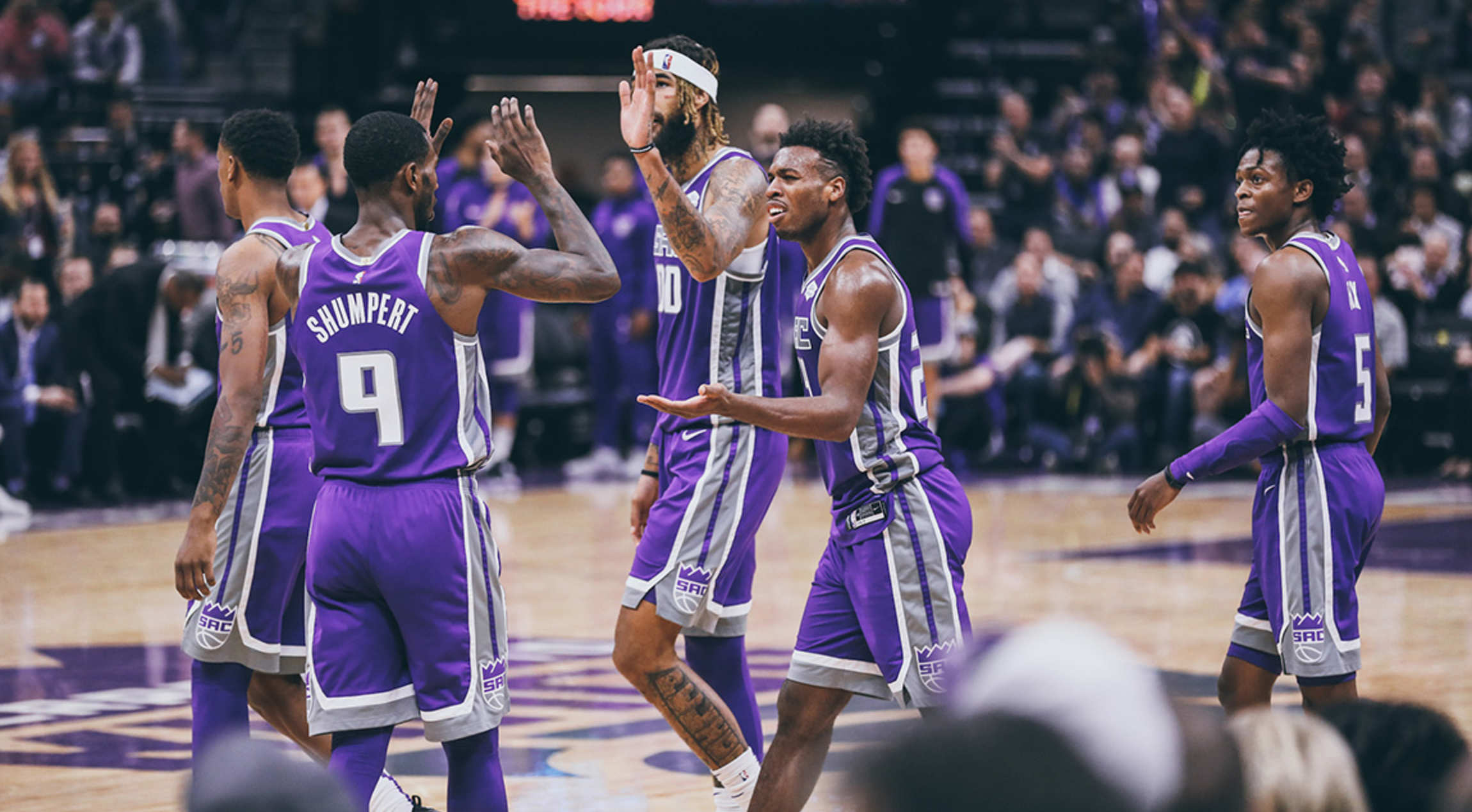 78ccbfeff1a Gregg Popovich 'Impressed' with Young Kings | Sacramento Kings