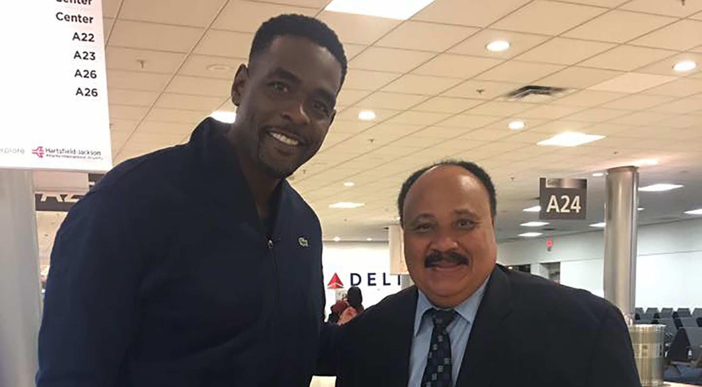 """Uber Vehicle List >> Martin Luther King III Joins Chris Webber on """"Fearless or ..."""