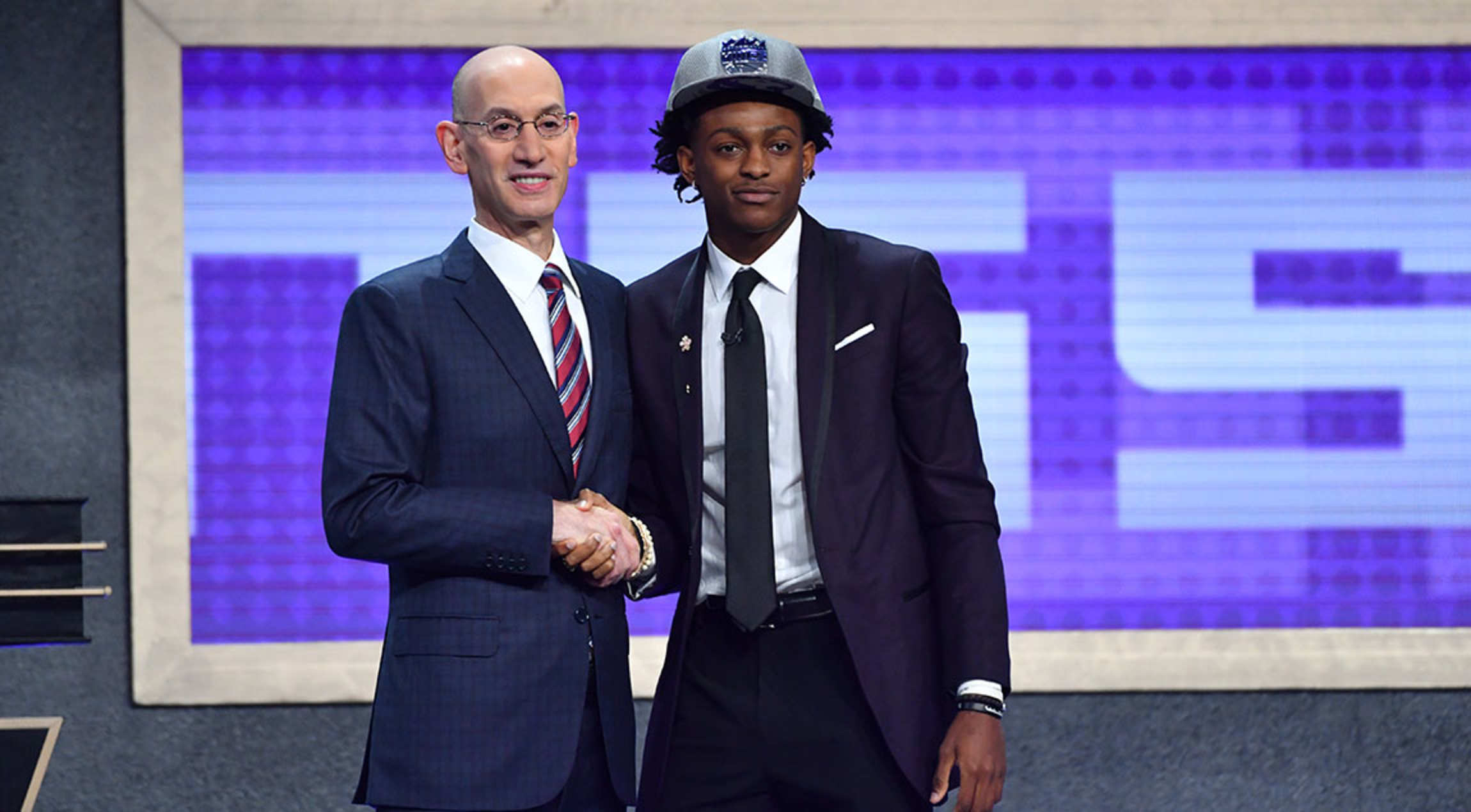 Rezultat slika za sacramento kings draft good