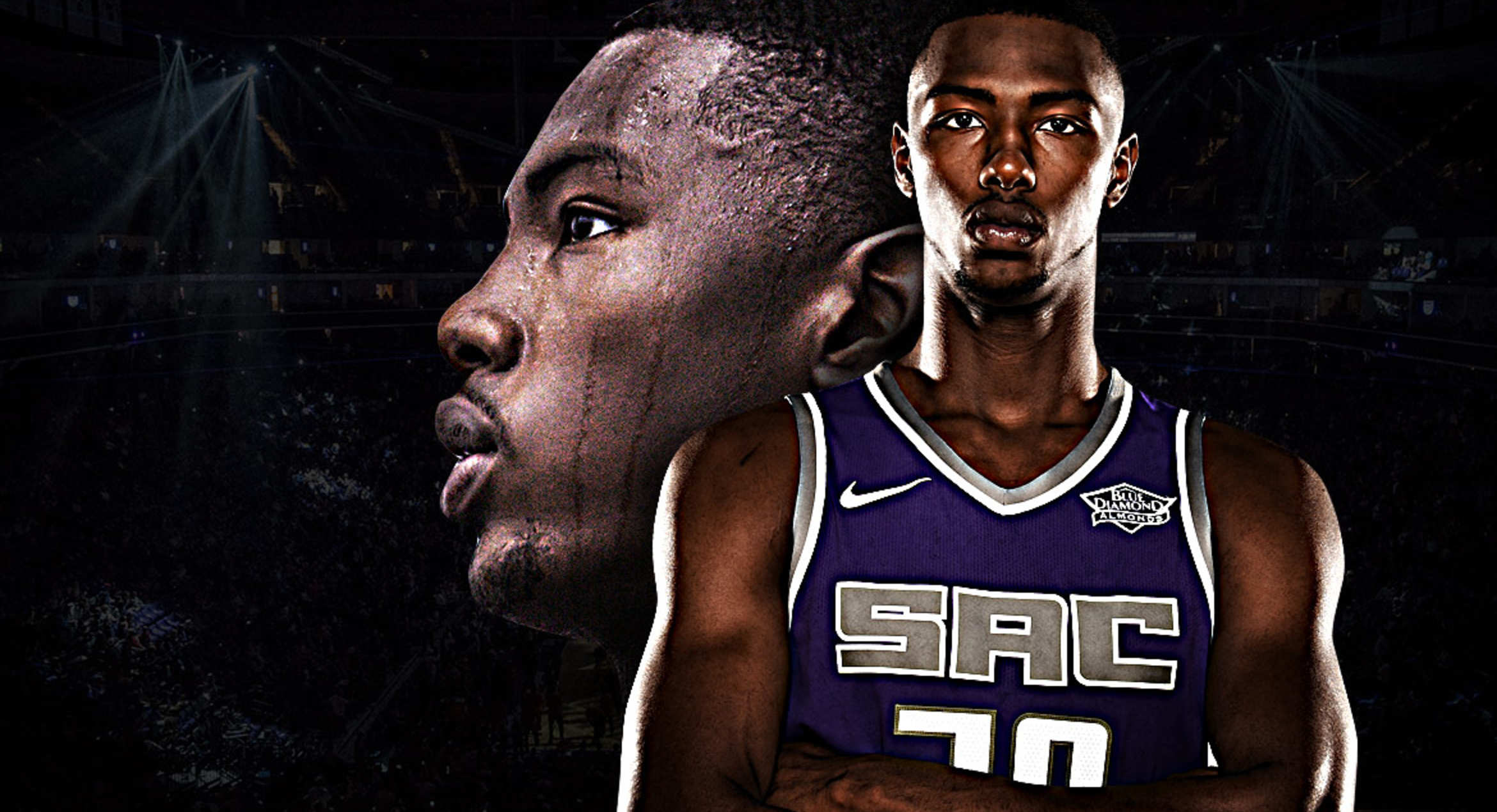 half off 4f820 4b0d2 Giles   I Know My Time is Coming    Sacramento Kings