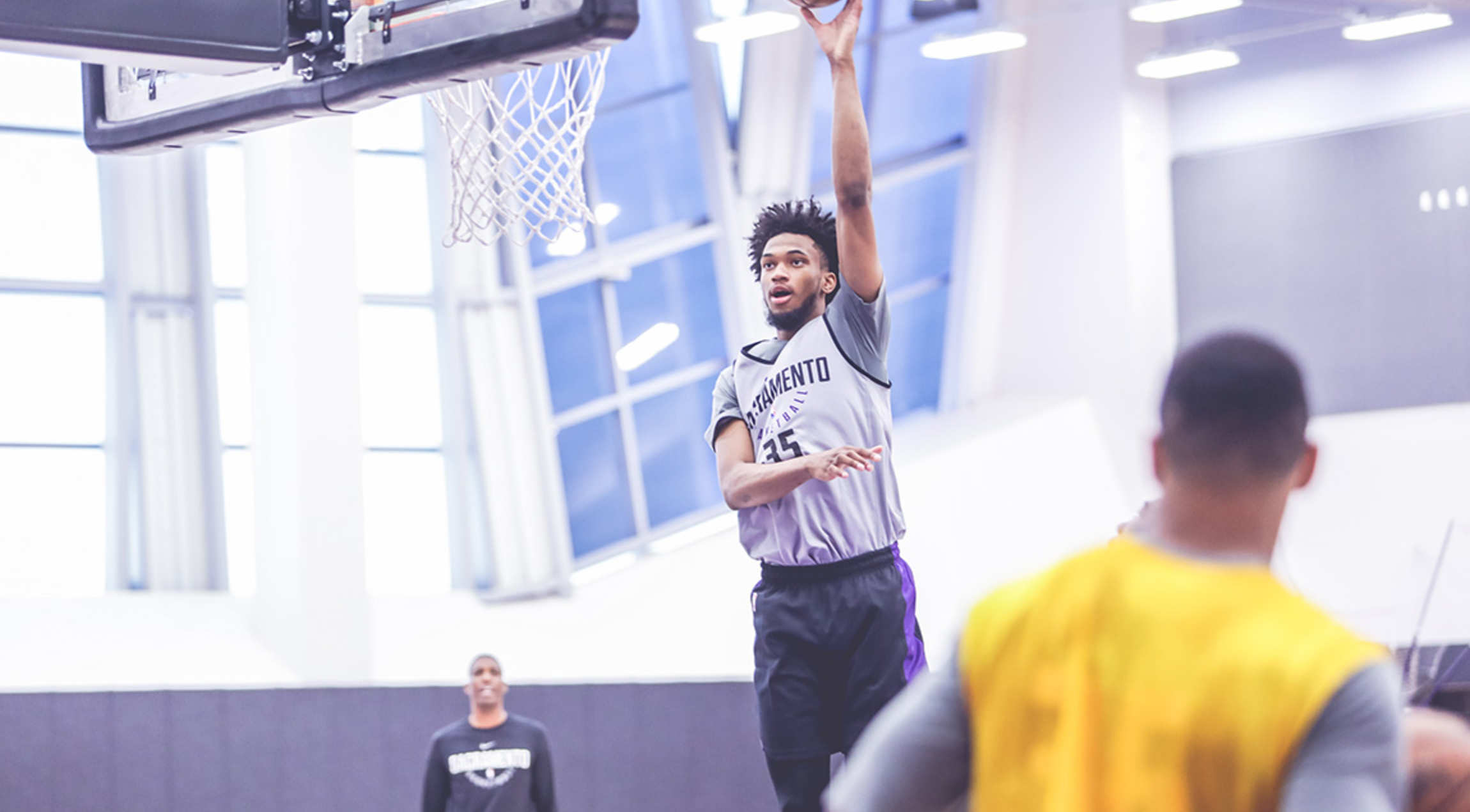 Marvin Bagley III Gets His First Taste of the NBA  a2c9cdd70