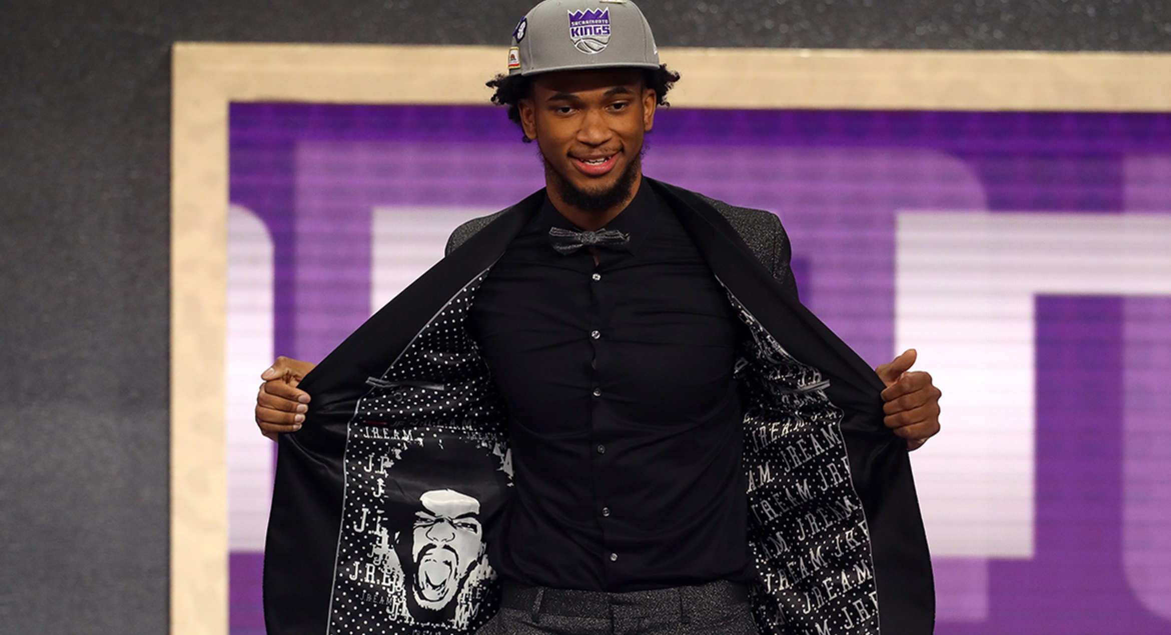 Kings Select Marvin Bagley III in the First Round of 2018 NBA Draft ... 2d9b17b21