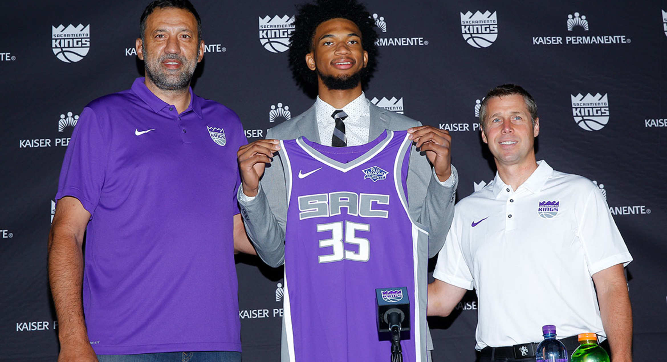 Image result for sacramento kings Marvin Bagley III