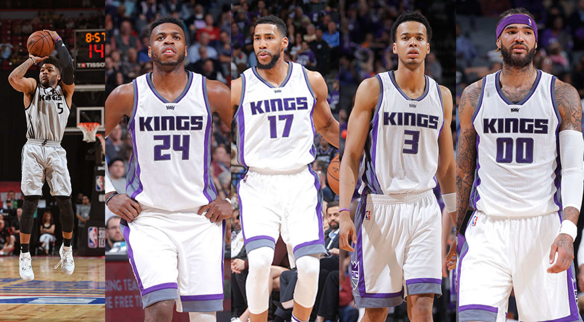 Positional Breakdown 2017-18 Kings Roster  Sacramento Kings