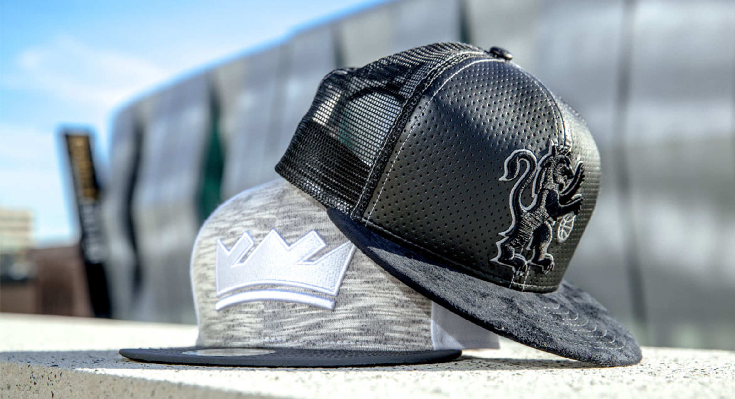Kings Center Willie Cauley-Stein Creates New Pieces for Limited Edition Hat  Collection  b3bf65b78a91