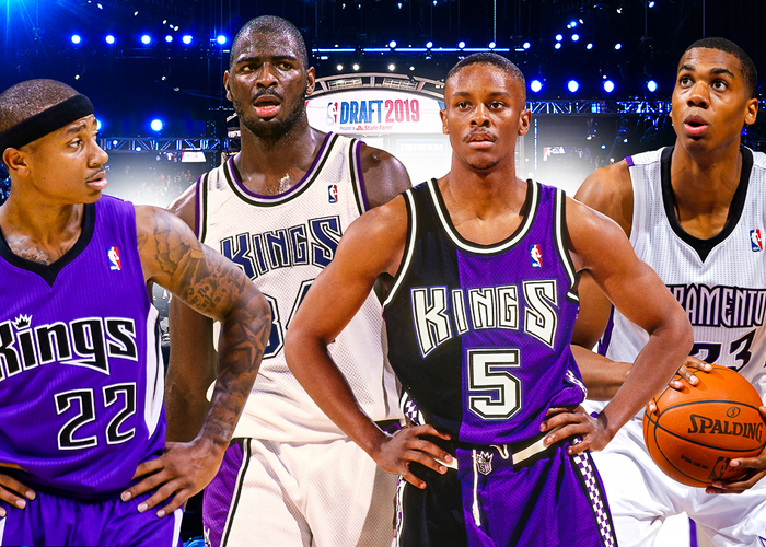 Kings Capitalize on Second-Round Talent