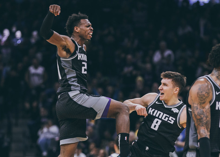 Kings Ranked No. 1 NBA Twitter Account by Complex