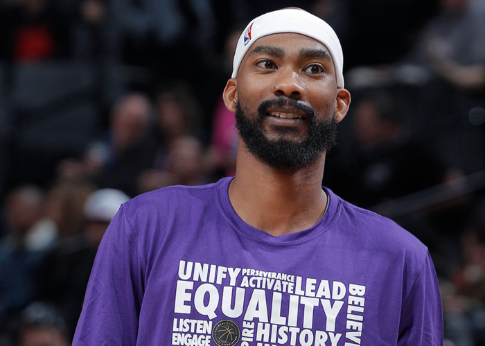 Get to Know: Corey Brewer