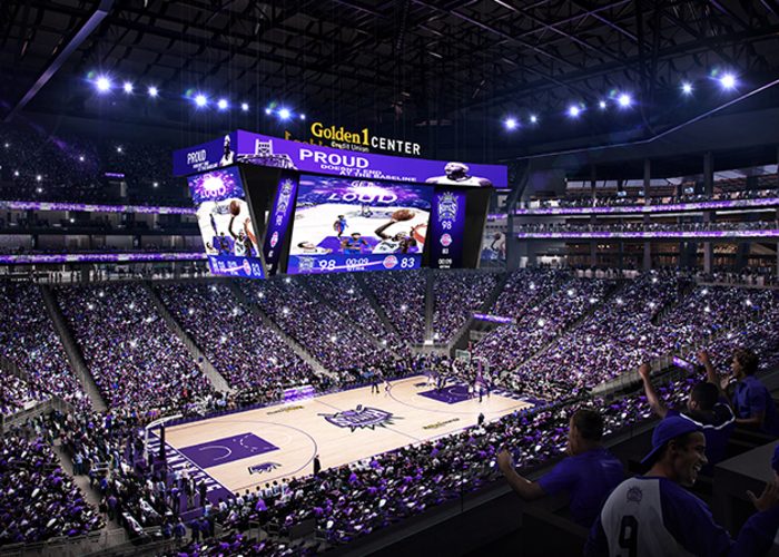 Sacramento Kings To Premiere Nba S First 4k Ultra Hd