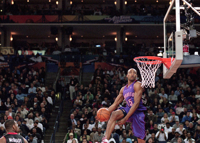 eac13a9334b Vince Carter's All-Time Best Slams | Sacramento Kings